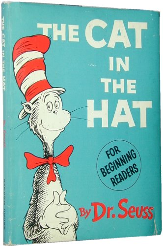 First edition of The Cat in the Hat by Dr. Seuss